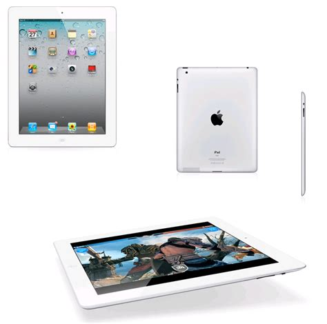 Apple Refurbished Ipad Refurbished Apple Ipad 2 16 Gb Wifi White A1396 Cheap