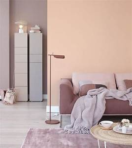 Schlafzimmer In Brauntönen : die 25 besten ideen zu pfirsich farbe auf pinterest wandfarben malvenfarbenes schlafzimmer ~ Sanjose-hotels-ca.com Haus und Dekorationen