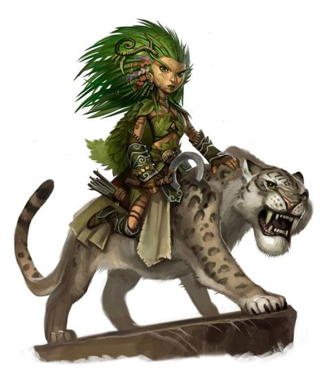 gnome pathfinder female character dnd belisle eric iconic fantasy forest gnomes rpg adventurers druid concept halfling ranger drawings rogue characters