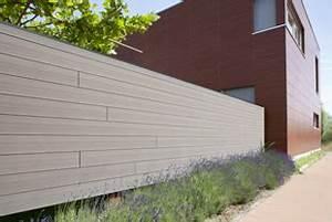 Fassade Mit Lärchenholz Verkleiden : fassade verkleiden mit twinson wpc paneele ~ Lizthompson.info Haus und Dekorationen