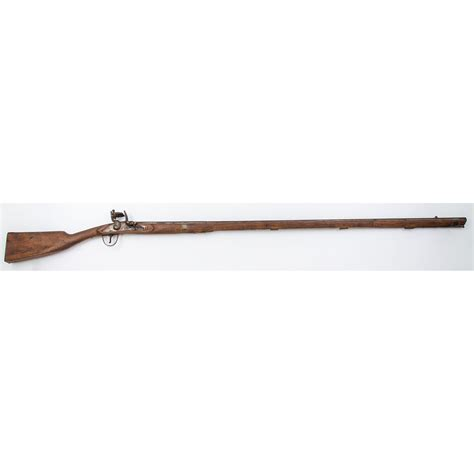 belgian flintlock trade rifle cowans auction house