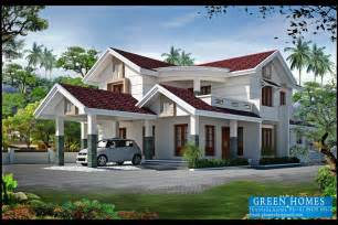 green home designs green homes 4bhk kerala home design 2550 sq