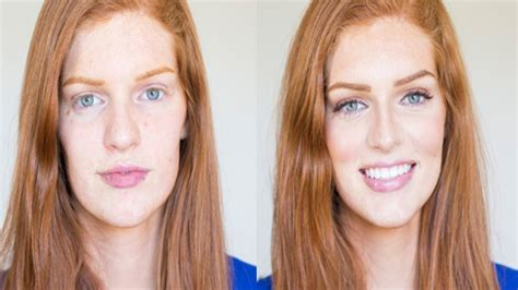 allure insiders maskcaras simple redhead makeup makeover allure video cne