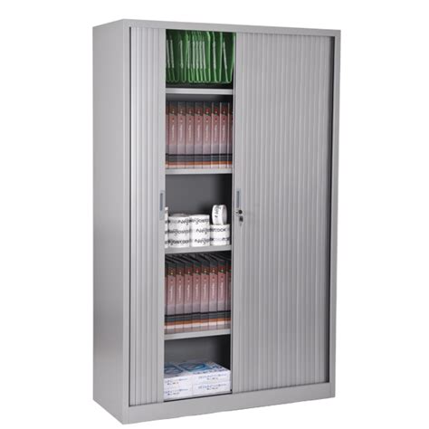 armoire a rideaux de bureau armoire bureau porte coulissante mobilier bureau negostock