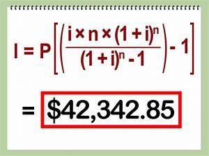Hypothekenzinsen Berechnen : hypothekenzinsen berechnen wikihow ~ Themetempest.com Abrechnung