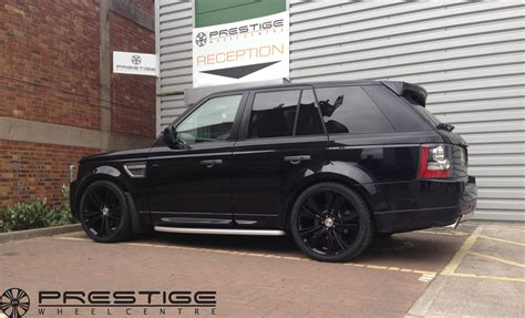 wheels land rover range rover vogue alloy wheels fitted to range rover sport