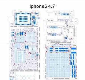 Iphone6 Schematic  U0026 Boardview Pdf File  N61 Carrier Build