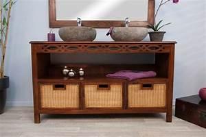 Meuble De Salle De Bain Solde : meuble salle de bain pour vasque carrelage salle de bain ~ Preciouscoupons.com Idées de Décoration