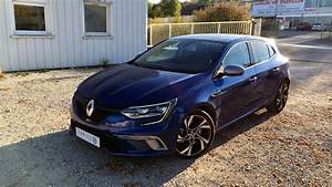 Renault 6 Occasion : renault megane d 39 occasion 1 6 tce 205 energy gt line edc bva besancon carizy ~ Maxctalentgroup.com Avis de Voitures