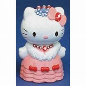 Pink Porcelain Hello Kitty Dress Up Princess Costume