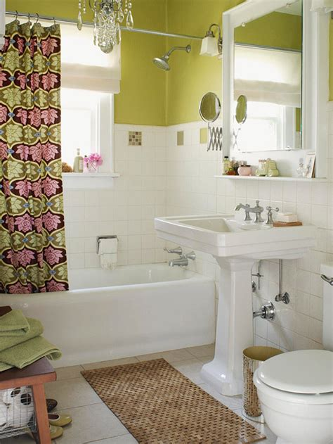 how to make your small bathroom look bigger how to make