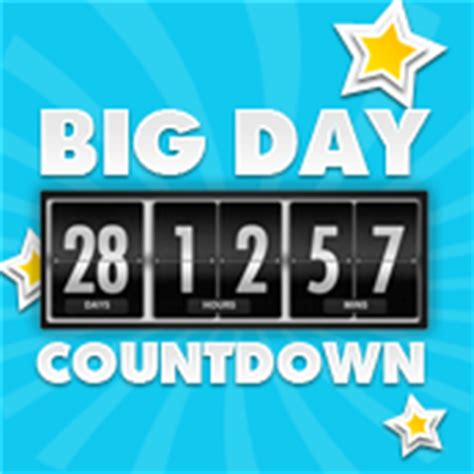 big days lives countdown windows phone