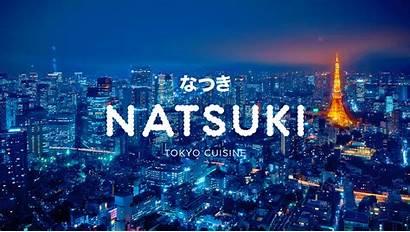 Natsuki Behance Japanese