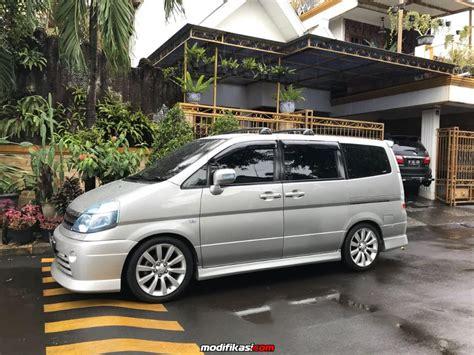 Modifikasi Nissan Serena by Modifikasi Interior Mobil Nissan Serena Terbaru Tahun Ini