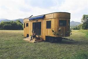 Tiny Haus Rheinau : jetson green off the grid trailer tiny home ~ Watch28wear.com Haus und Dekorationen