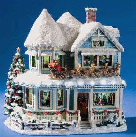 homeade lifesize thinas kinkade christmas tree 25 best ideas about houses on houses paper houses and