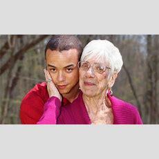 Young Man Dates 90 Year Old Woman  Dating Grandma  Boneclinks React Youtube