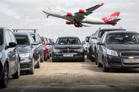 airport parking what really happens when you leave your