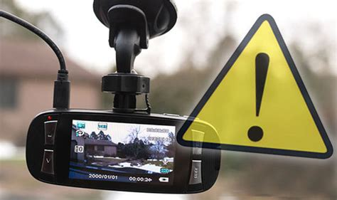Dash Cam Warning Issued To Motorists Travelling Abroad