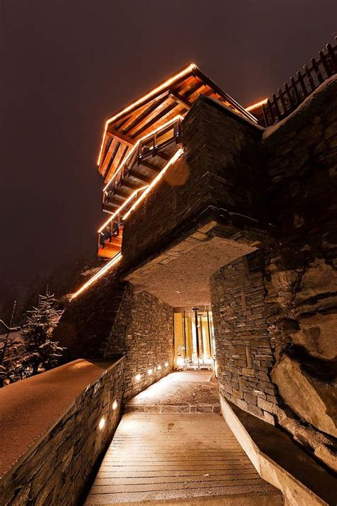 Stunning Boutique Chalet Zermatt Peak by Chalet Zermatt Peak An Idyllic Mountain Luxury Resort In Alps