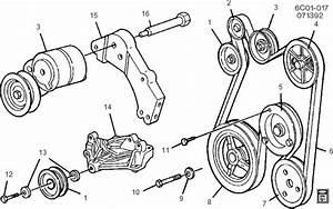 1991 Cadillac Deville V8 4 9l Serpentine Belt Diagram