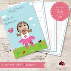 daycare portfolio ideas preschool preschool