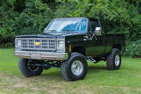 Chevy K20 Wallpaper by 79 Chevy Silverado Ticks All The Right Boxes