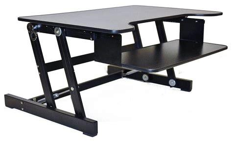 best adjustable height computer desk 6 best adjustable standing desks reviewed for 2017