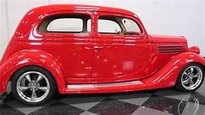 687 DFW 1935 Ford Slantback - YouTube  Ford