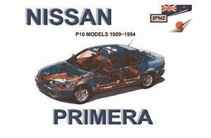 Nissan Primera P10 1989