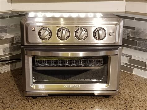 fryer cuisinart toaster oven air toa 60 cook