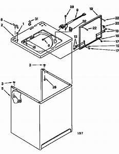 Whirlpool Model Lxr9245eq1 Residential Washers Genuine Parts