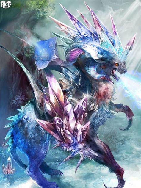 Artist Unknown Name Aka Kera2  Title Dragon Card
