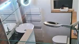 Dusche Statt Fliesen : glas duschrueckwand statt fliesen in der dusche youtube ~ Lizthompson.info Haus und Dekorationen