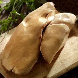 cuisiner le foie gras cru le foie gras un plaisir pour les fêtes en finistére sud