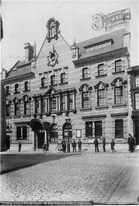 Burnley, New Post Office 1906 - Francis Frith