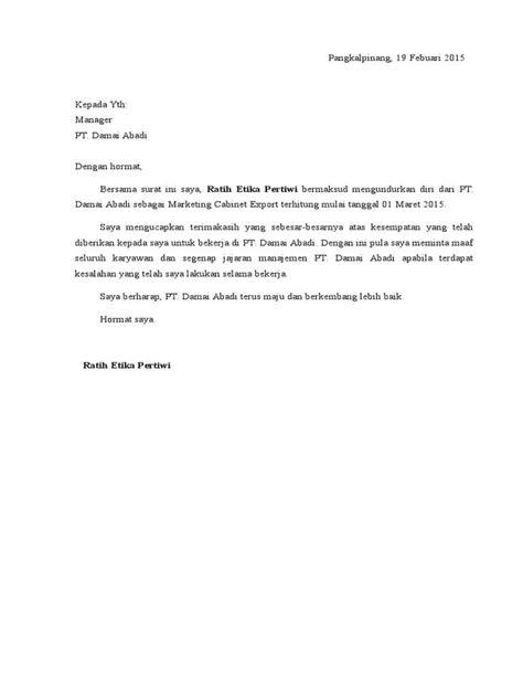 Sekian dan terima kasih banyak. 50+ Contoh Surat Lamaran Kerja J&T Kurir - BERBAGI RESEP