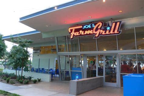 joe 39 s farm grill is