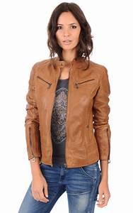 Veste Style Motard Femme : blouson cuir femme style motard rose garden la ~ Melissatoandfro.com Idées de Décoration