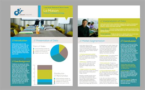 one page flyer template business brochure and flyer templates publisher 39 s corner