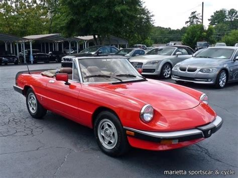 1984 Alfa Romeo Spider by 1984 Alfa Romeo For Sale Used Cars On Buysellsearch