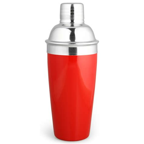 cocktail shaker red cocktail shaker barmans co uk