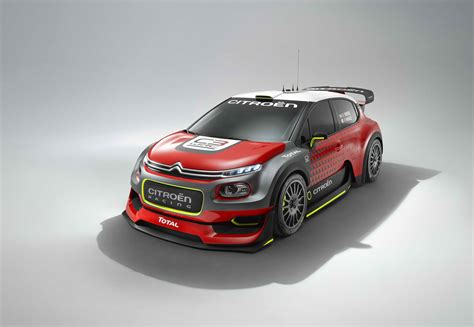 2017 Citroen C3 Wrc Concept, Hd Cars, 4k Wallpapers