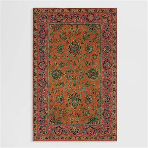 rugs world market mandarin agra wool rug world market