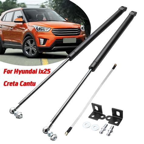 Modify Car Bonnet by 520mm Car Front Bonnet Modify Gas Struts Lift Support