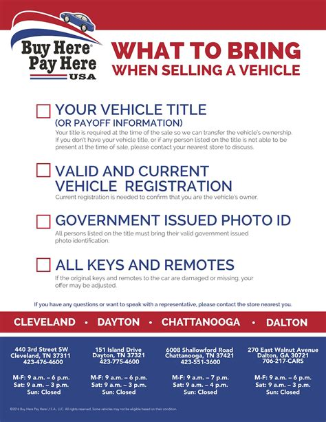 How To Sell A Used Vehicle by How To Sell A Used Car To A Dealership Buy Here Pay Here Usa