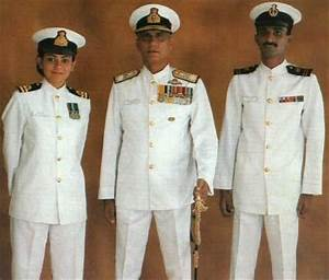 Why Indian Navy has 3 different uniforms? - Quora