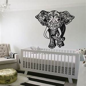 Aliexpress.com : Buy Removable Wall Stickers Elephant Wall ...