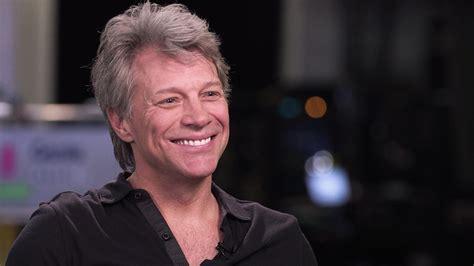 Jon Bon Jovi Music Roots First Tour Years Today