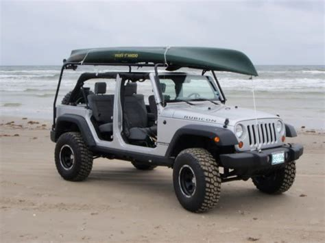 jeep surf kongo cage as surfboard rack jk soft top jeepforum